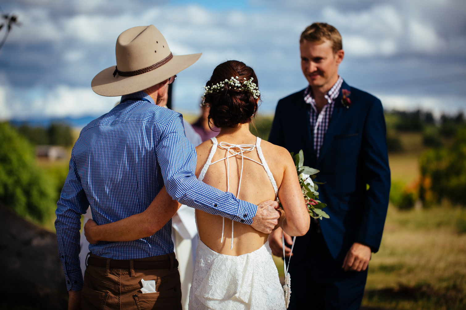 Country Cowboy and Cowgirl Wedding by Gold Coast Wedding Photographers-23.jpg