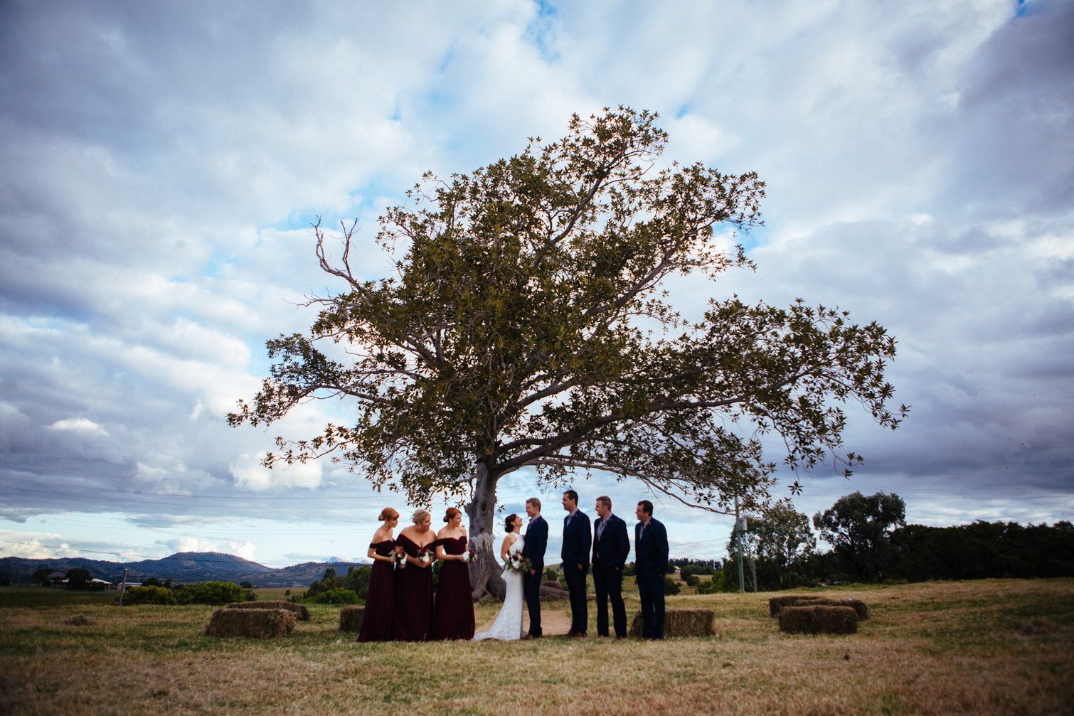 Country Cowboy and Cowgirl Wedding by Gold Coast Wedding Photographers-38.jpg