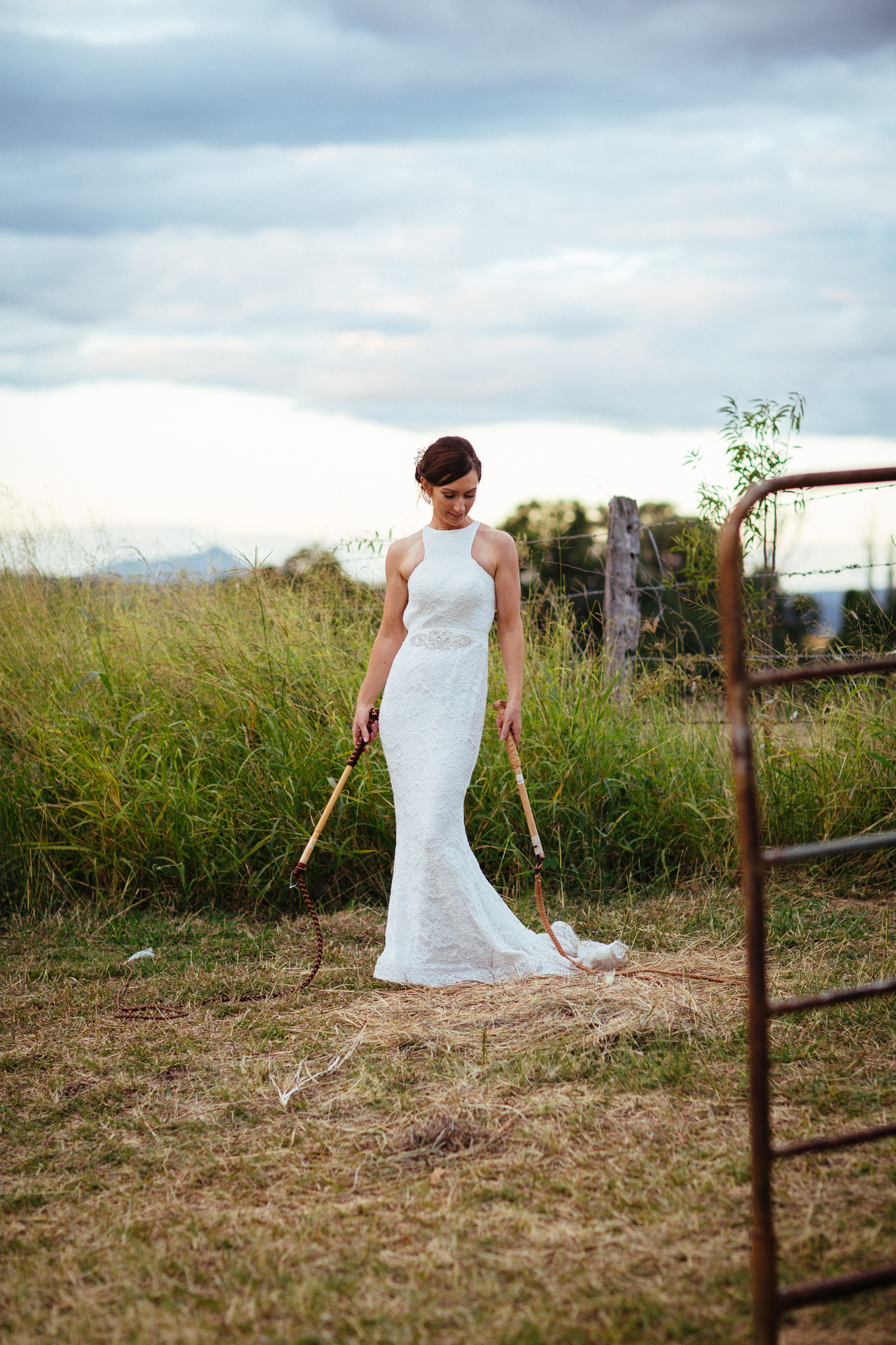 Country Cowboy and Cowgirl Wedding by Gold Coast Wedding Photographers-51.jpg