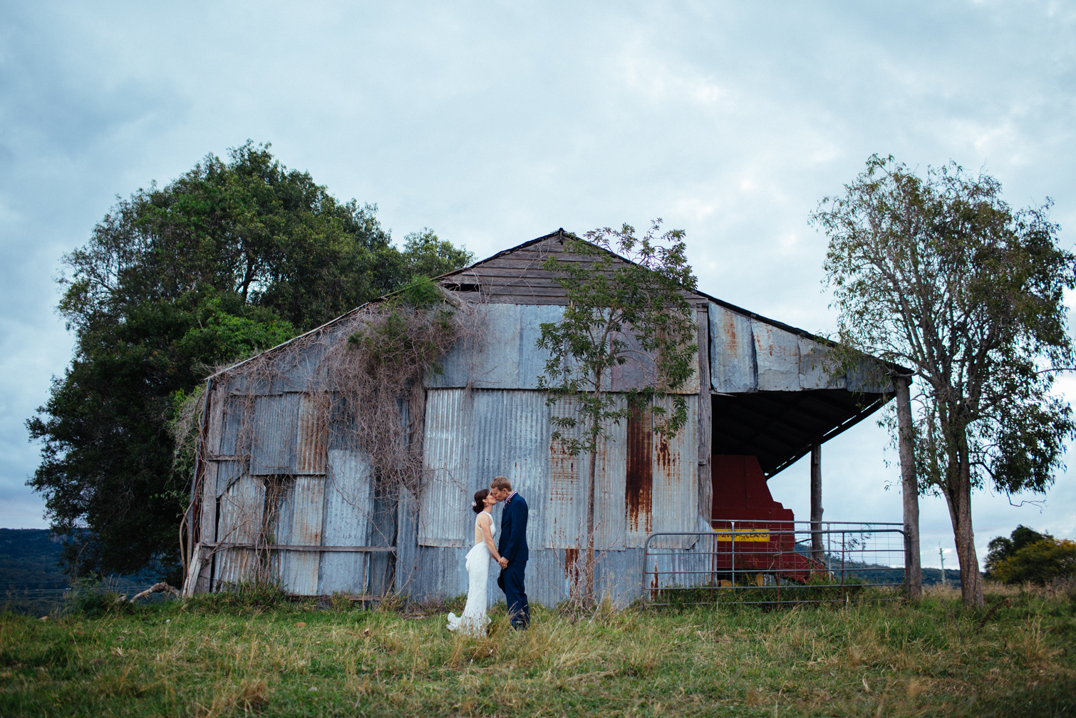 Country Cowboy and Cowgirl Wedding by Gold Coast Wedding Photographers-55.jpg
