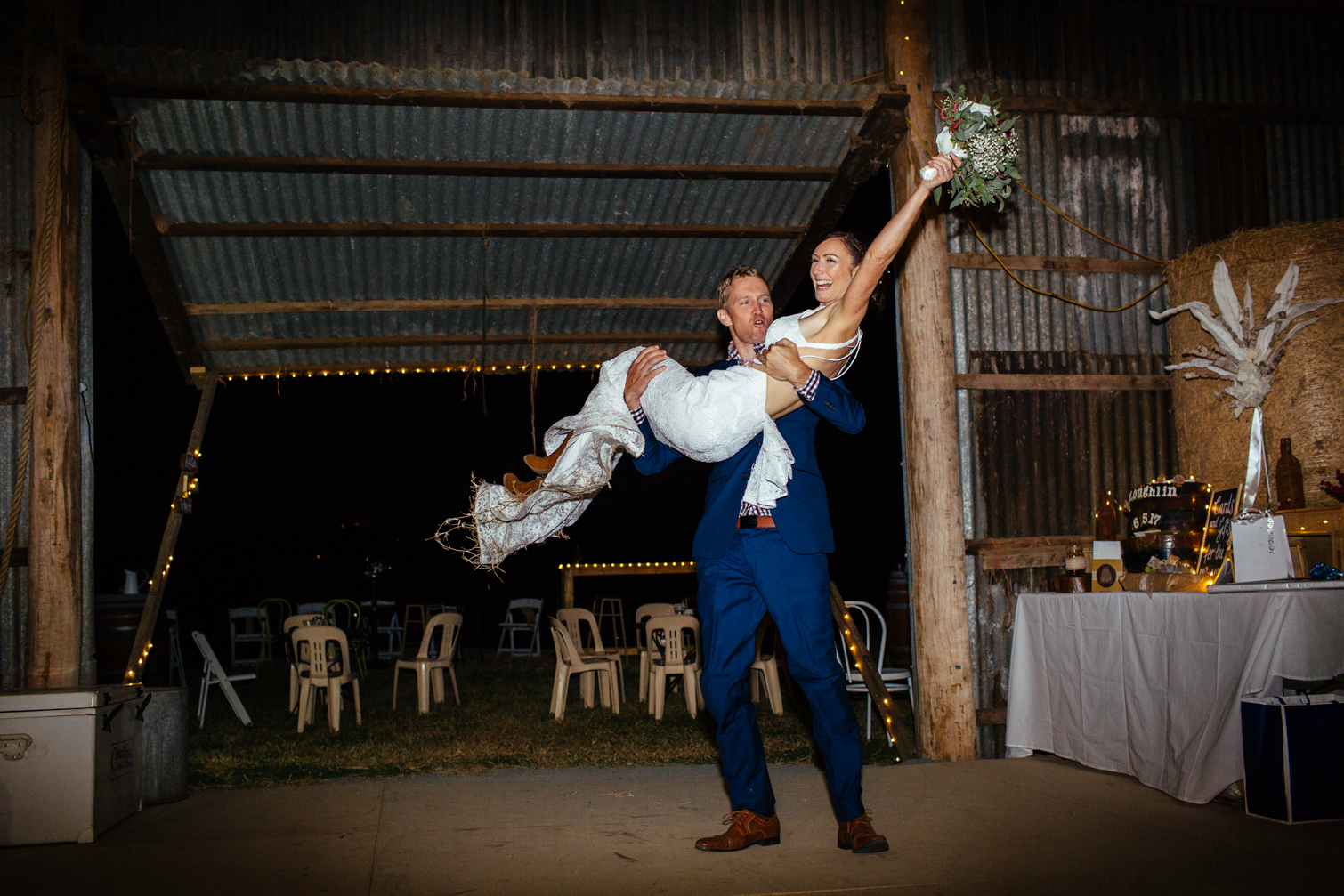 Country Cowboy and Cowgirl Wedding by Gold Coast Wedding Photographers-64.jpg