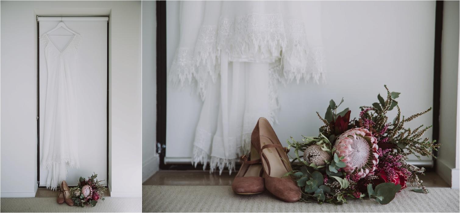 Bohemian Brides Gown