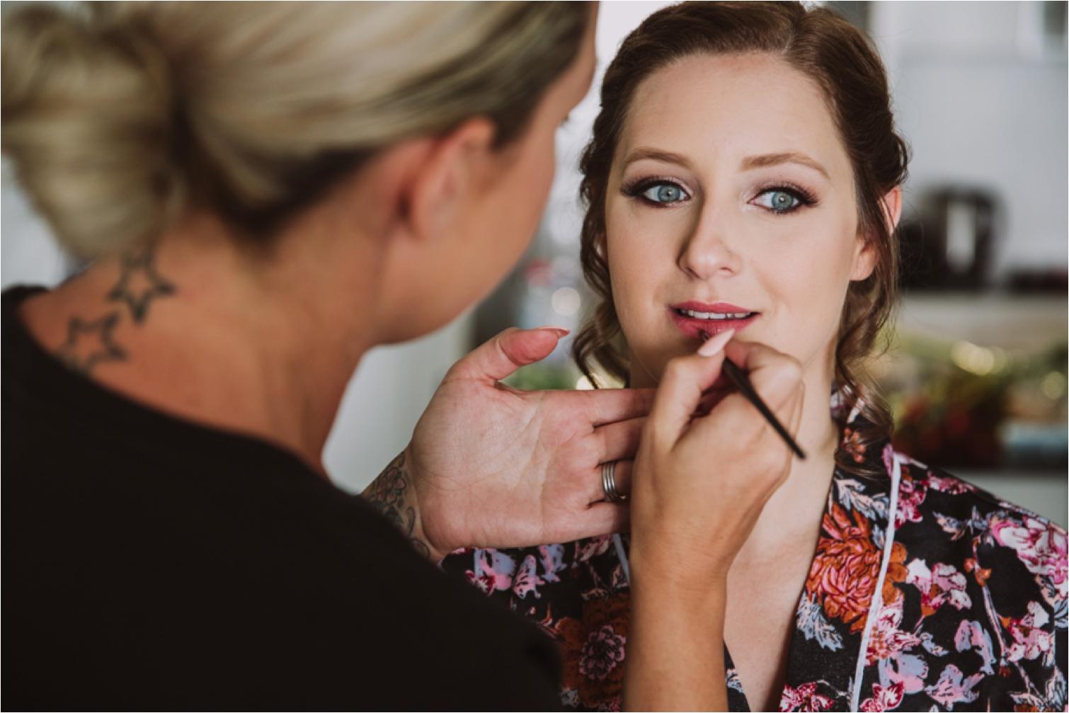 Gold Coast Bridal Makeup