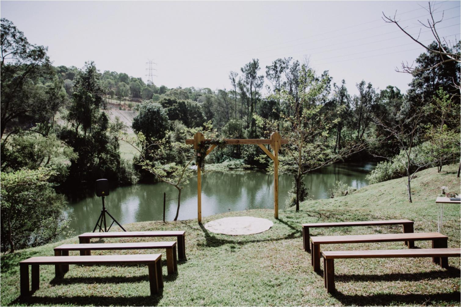Riverwood Wedding Ceremony