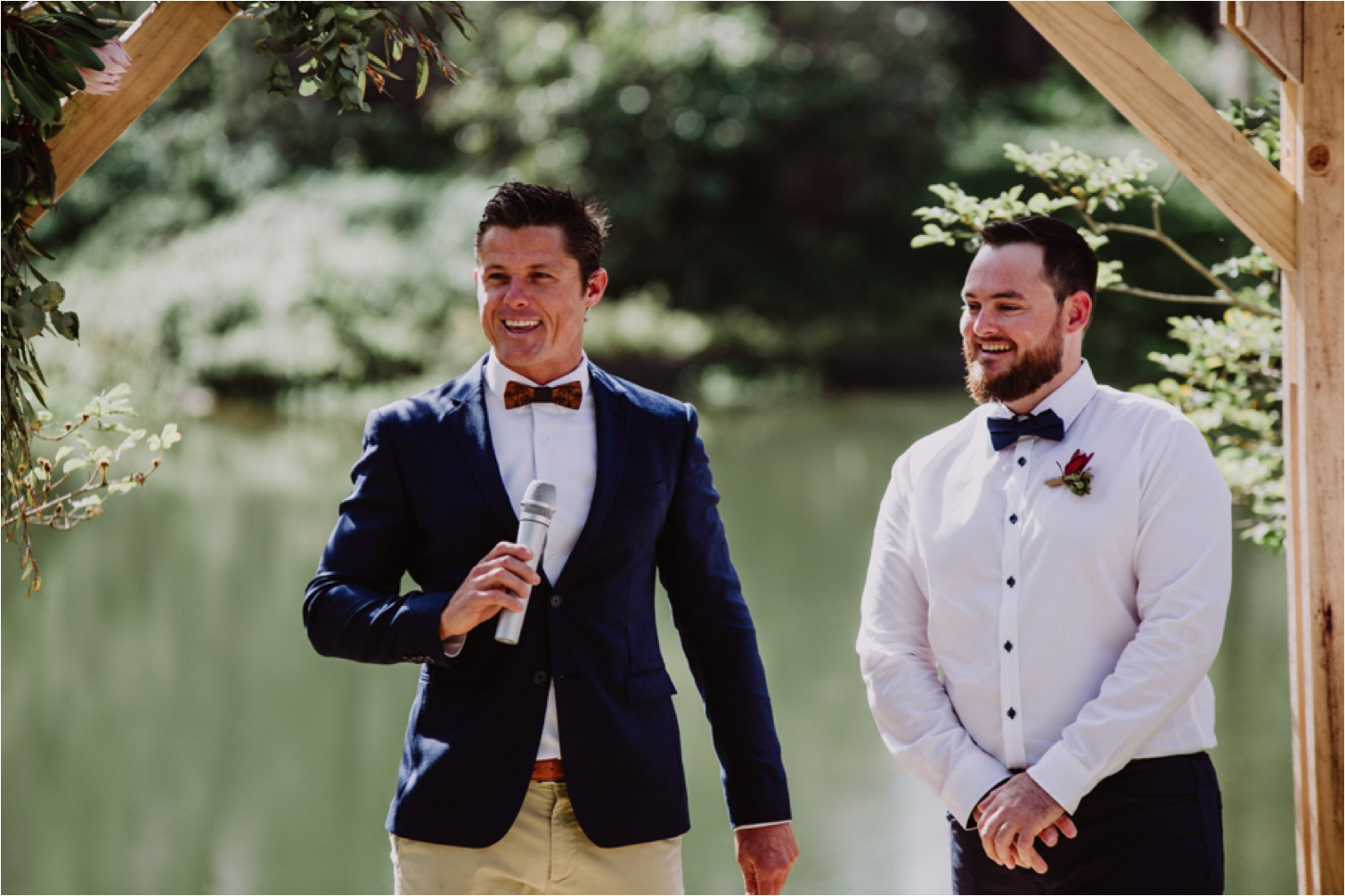 Andrew Michaels Wedding Celebrant