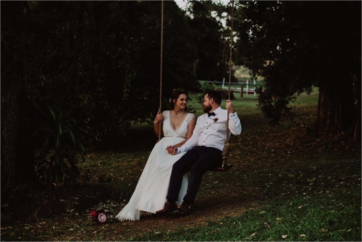 Riverwood Wedding Swing Photography