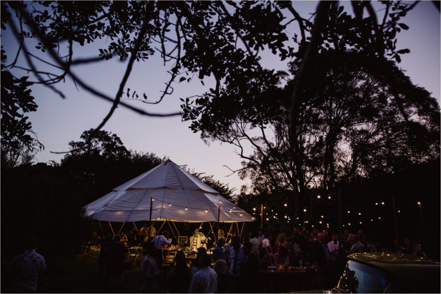 Montville Yurt Wedding Photography