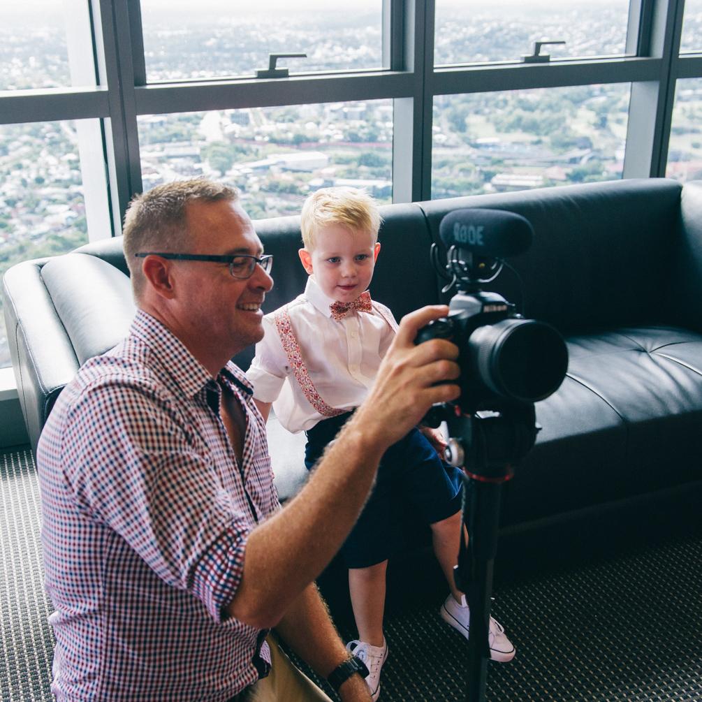 Andrew - Owner, Photographer & Videographer
