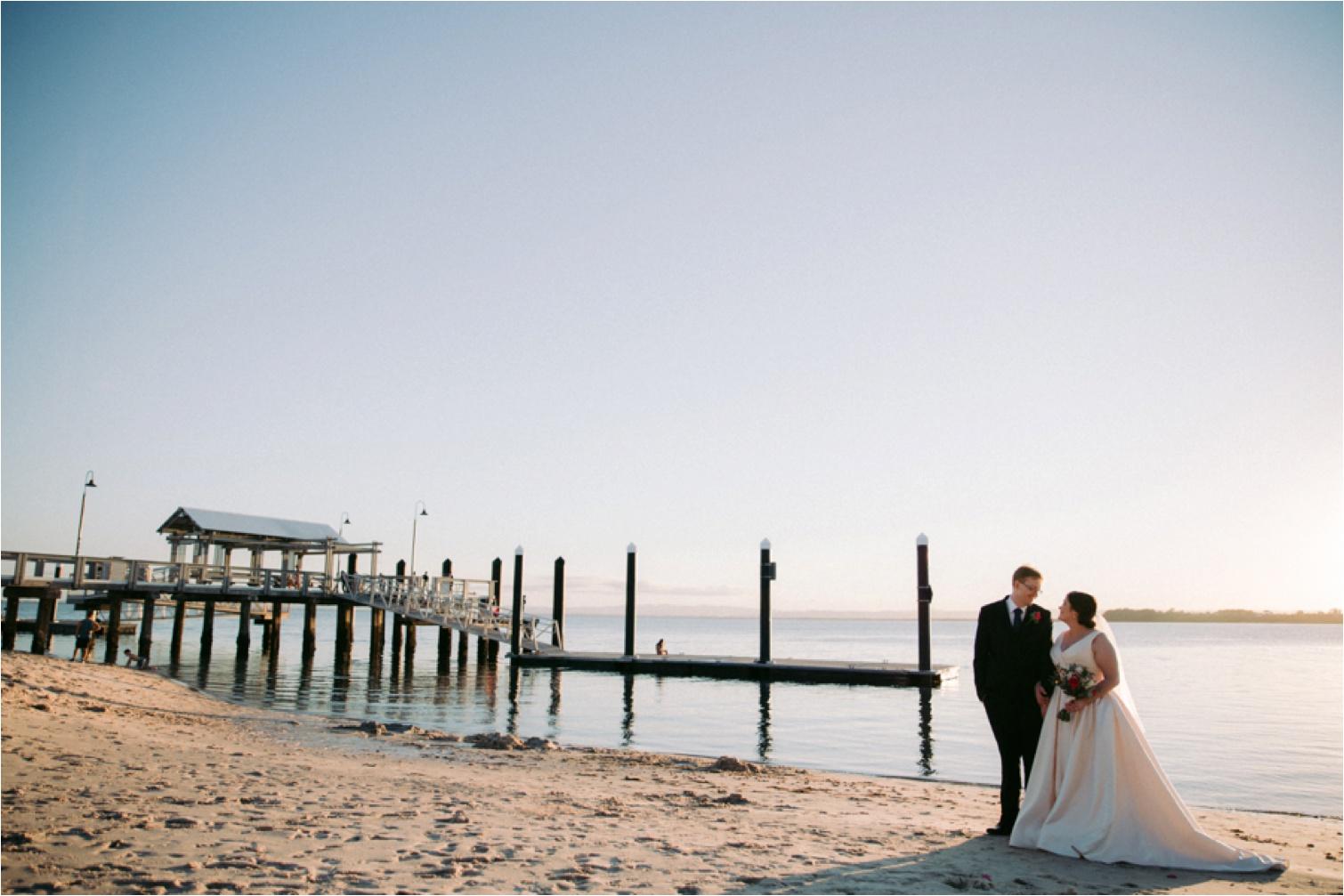 Bribie_Island_wharf_Wedding_Photography