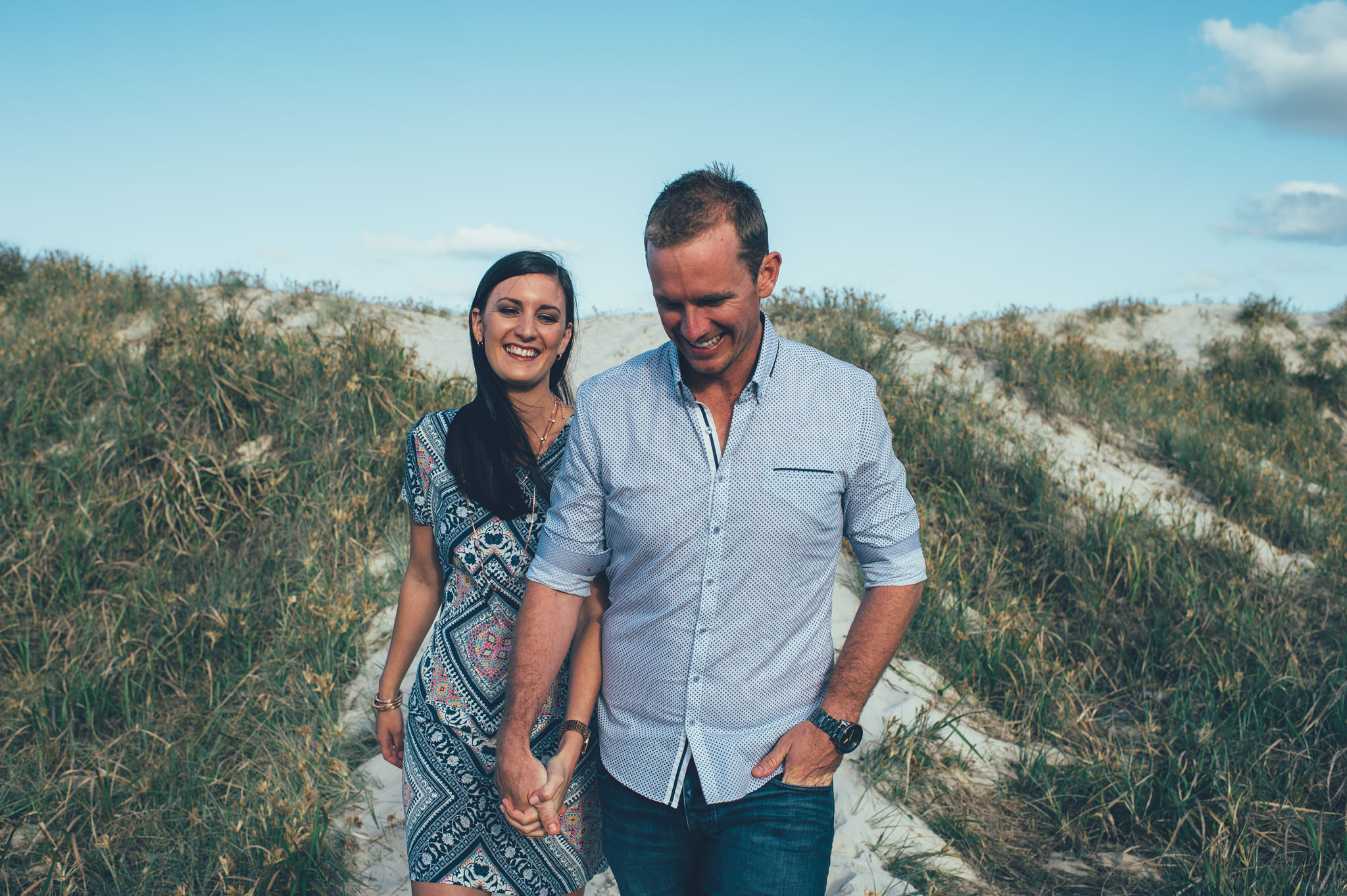 For your Engagement Photography Session choose clothing you are comfortable in & feel good in.