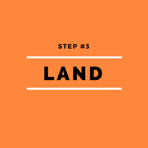 """LAND"" MODULE :     Interviewing, Negotiating + Starting like a PRO.     In this step, you'll learn how to  ""connect the dots""  for others, making it EASY for them to hire you for the right role + fairly compensate you from the get go!    You'll learn how to  interview like a pro ,  negotiate so everyone benefits , and start new opportunities with a  plan in hand  to achieve, prosper + thrive in your workplace.       TOOLS + TAKEAWAYS:   ""Connect all the dots"" for others so they see  WHY  you're the right hire right now + how you can contribute value  *Learn  #1 Secret to Acing Interviews  ( It's not what you think!)   *Make  peace with your professional past  + turn ""messes into successes"" so your history never holds you back   *Negotiate + effectively --""Help-Help"" ©  not ""Win-Win""  *Start with a  plan in hand  to succeed from  Day 1     INCLUDES :  *2 60-minute Skype Coaching sessions  *Expert Interviewing Prep, and Mock Interviewing Q+A, and Negotiation Scripts, and 30-60-90 Day Plan Templates"