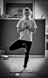 Yoga with Chandra