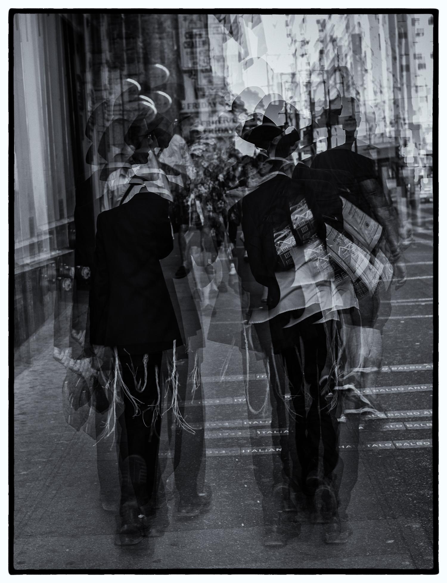 NYC-Observing Sukkot