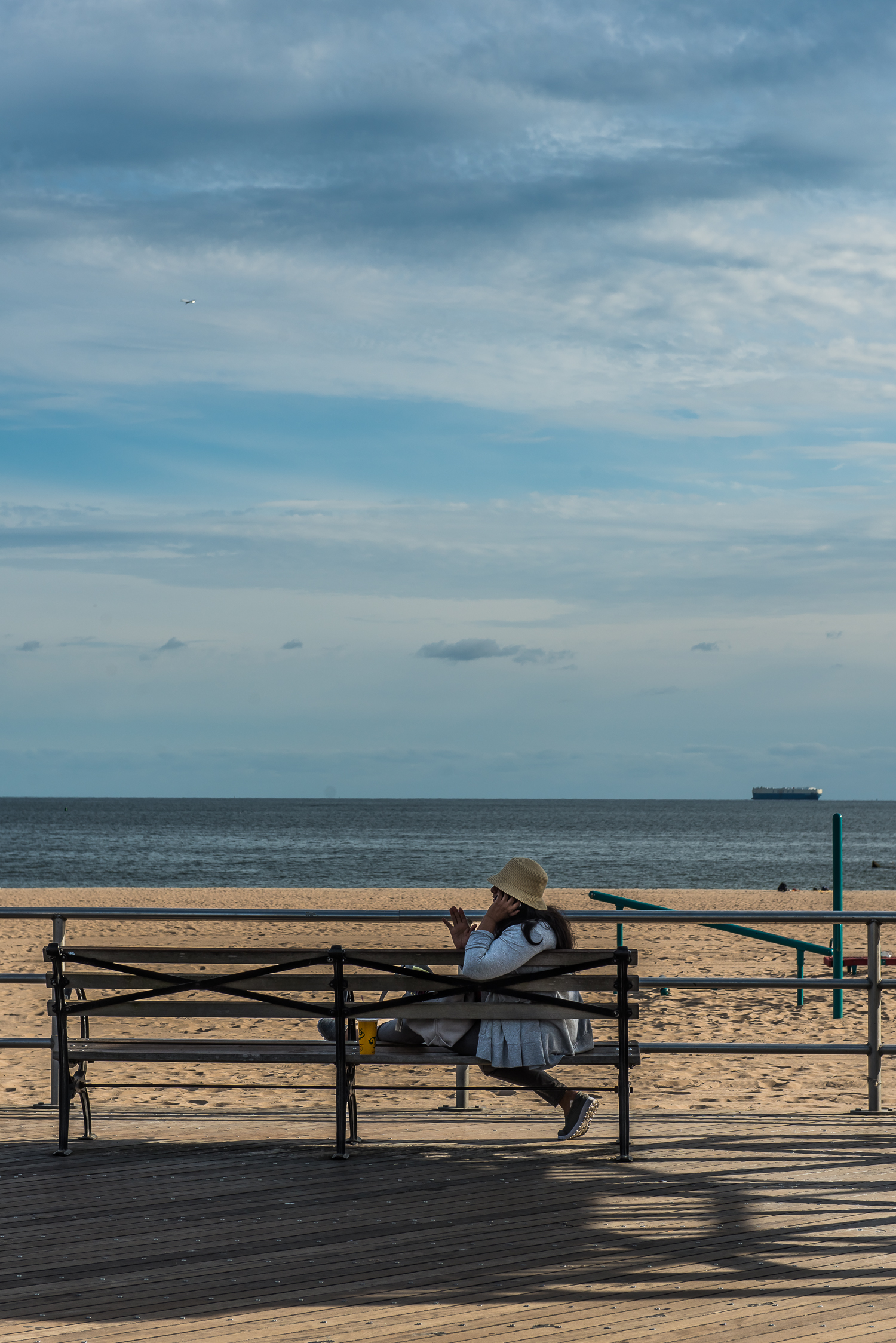 Coney Island - The call