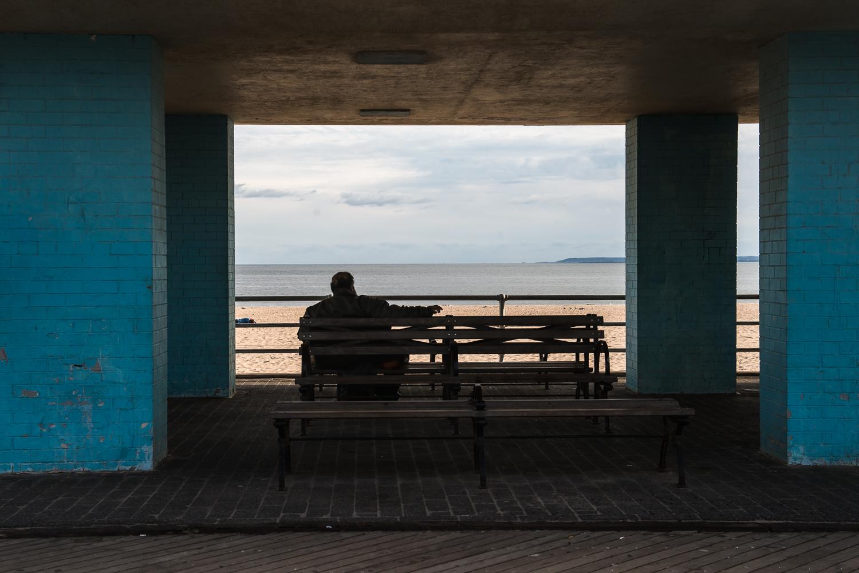 Coney Island - Quiet Sunday Afternoon