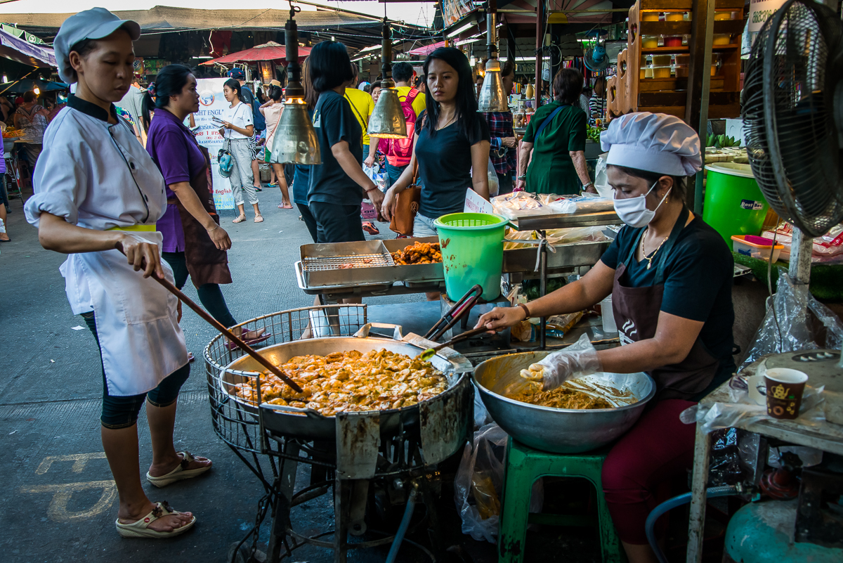 Phuket Week-end Market