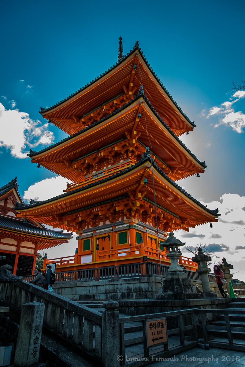 Kyiyomizu-Dera Temple