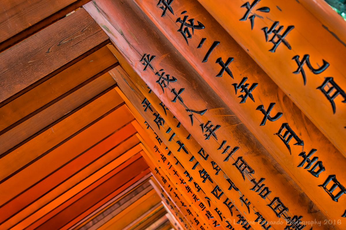 Fushimi-inari-taisha shrine