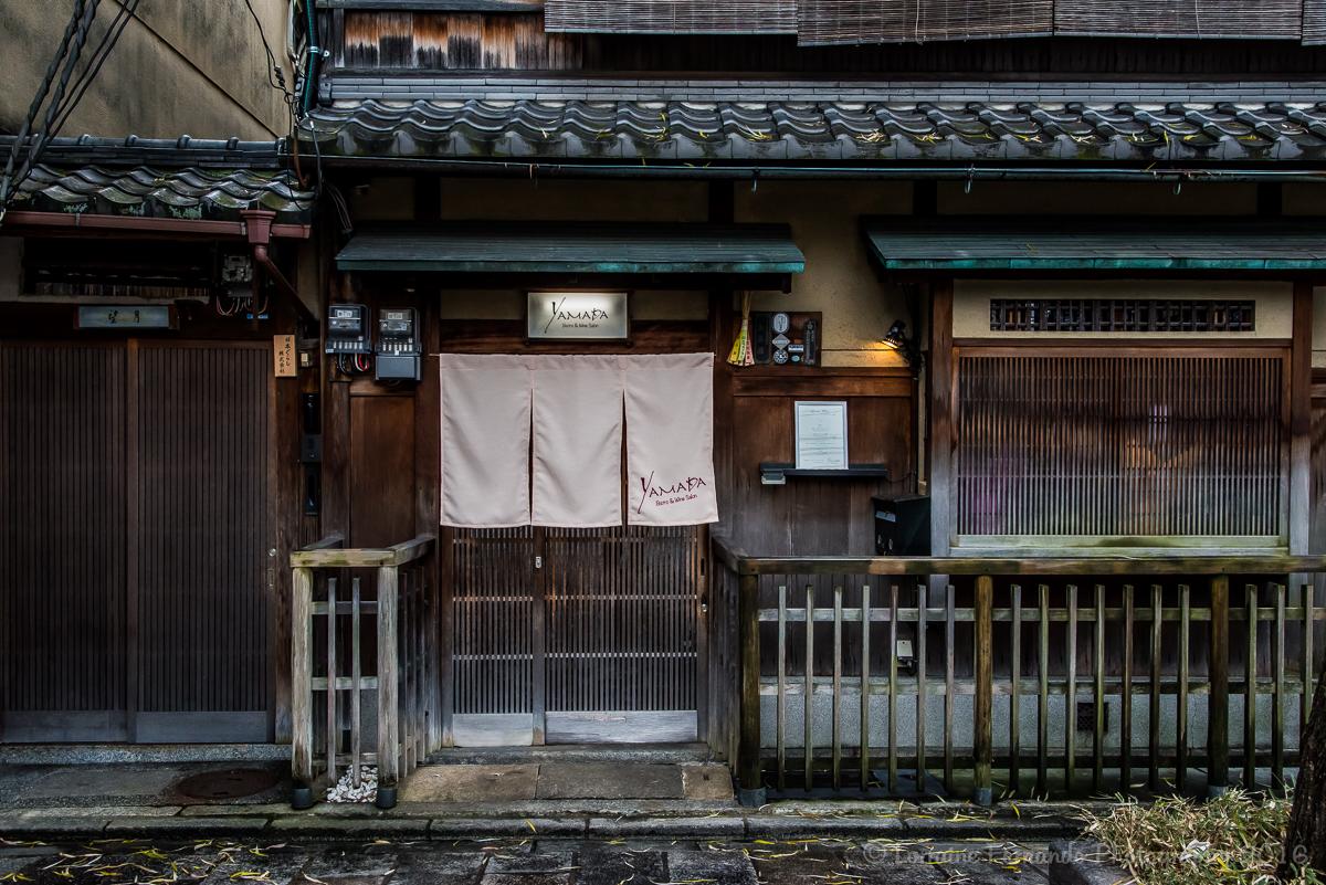 Kyoto Cityscape