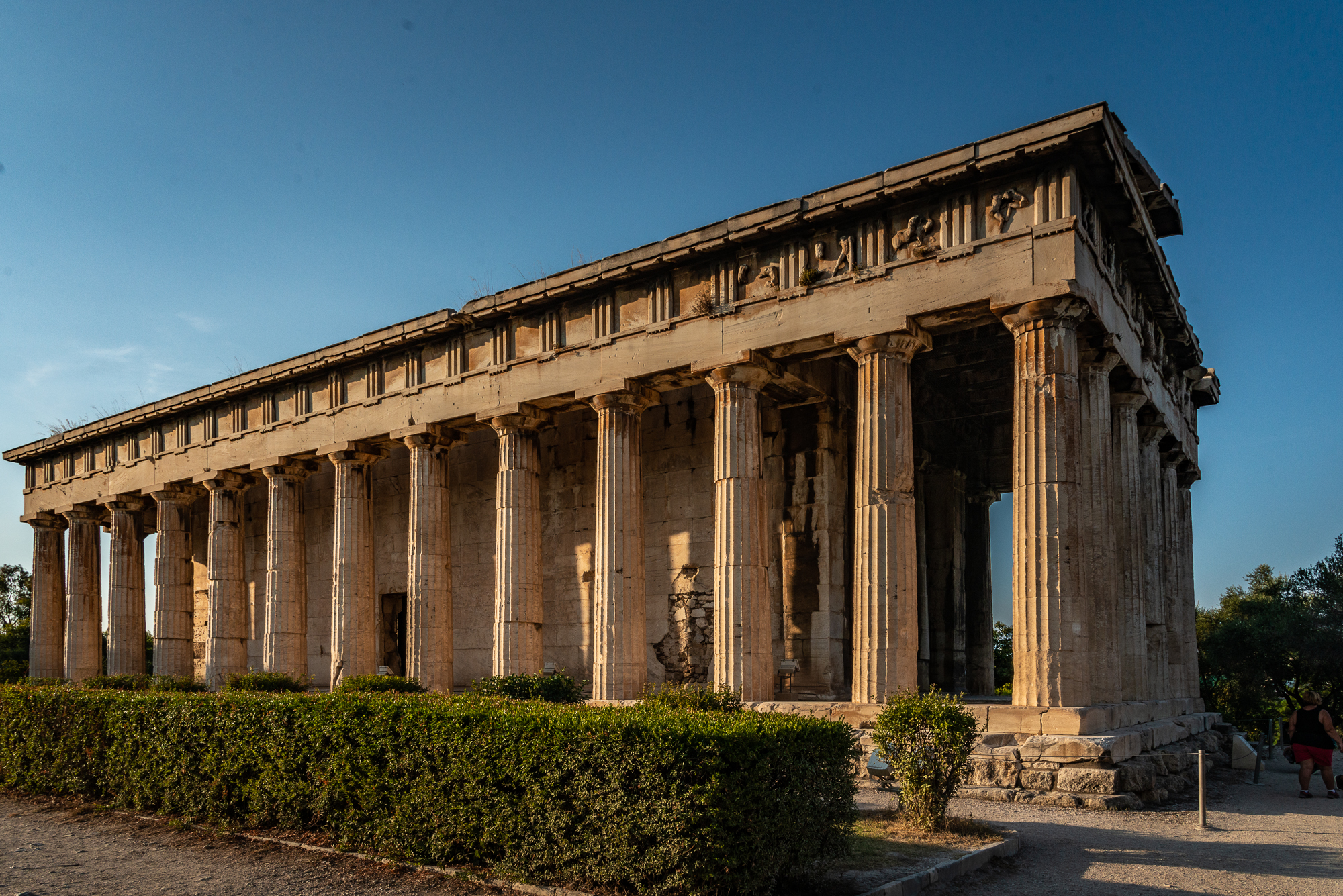 Temple of Ephaistos
