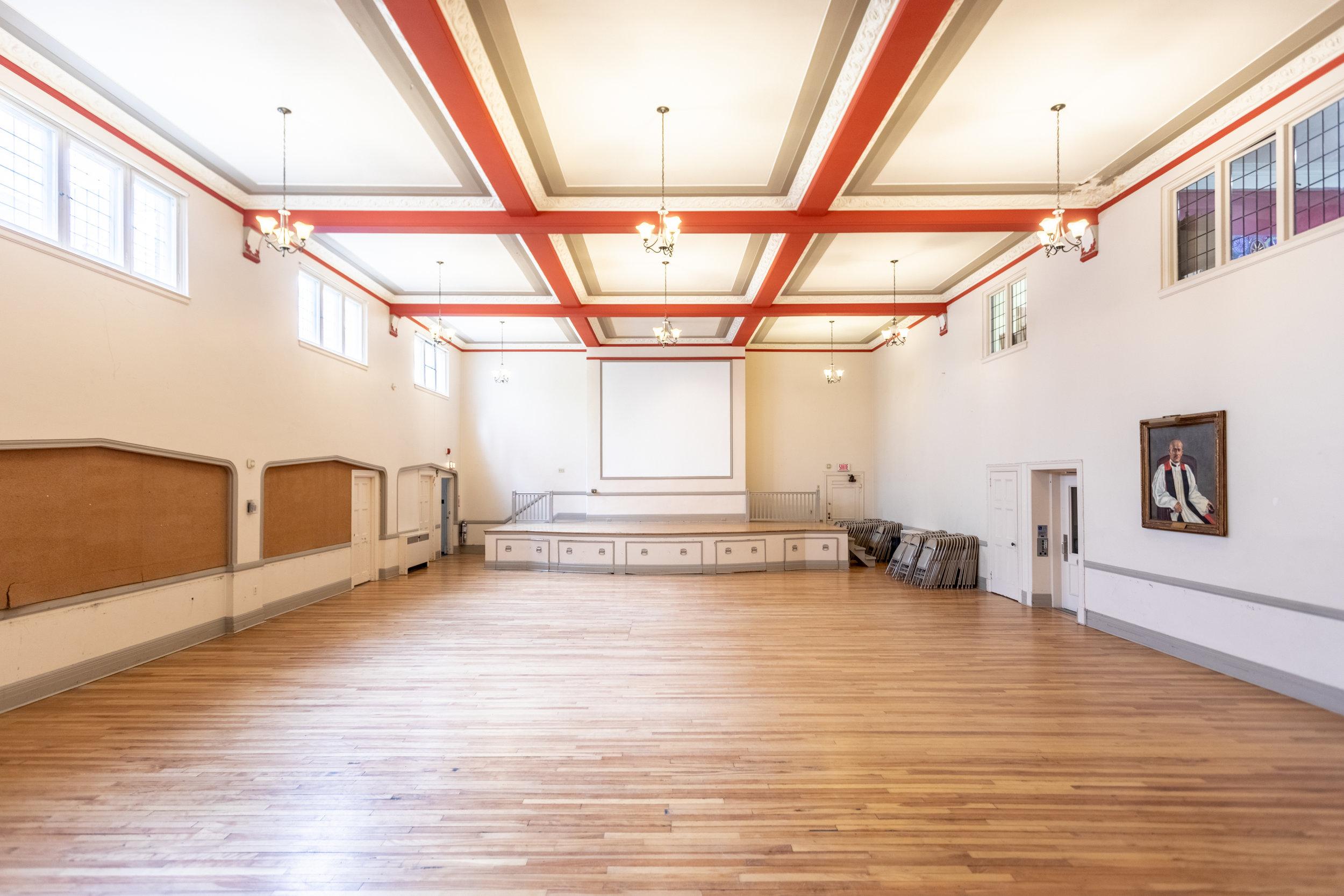 Shatford Hall