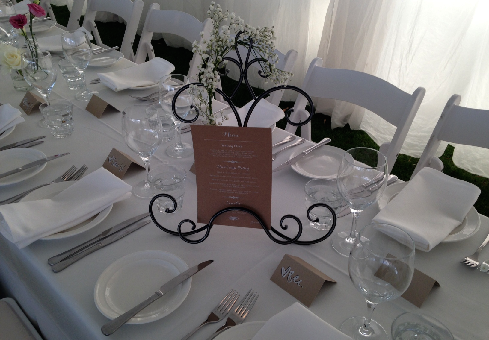 Special Events & Parties