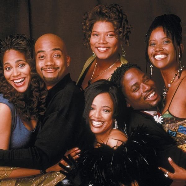 25 years ago today #LivingSingle premiered on 📺