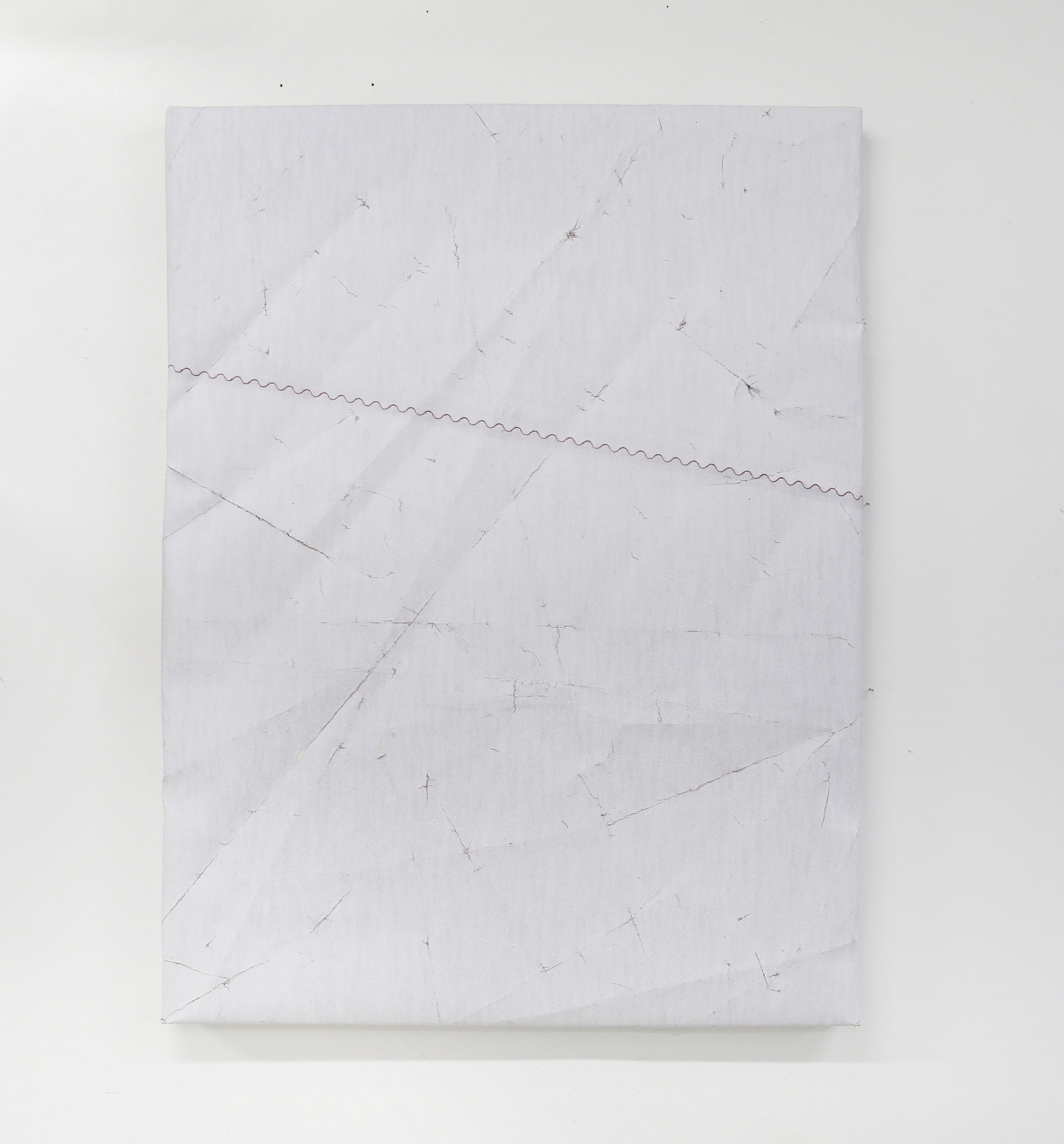 Untitled (White, 120 Grit)