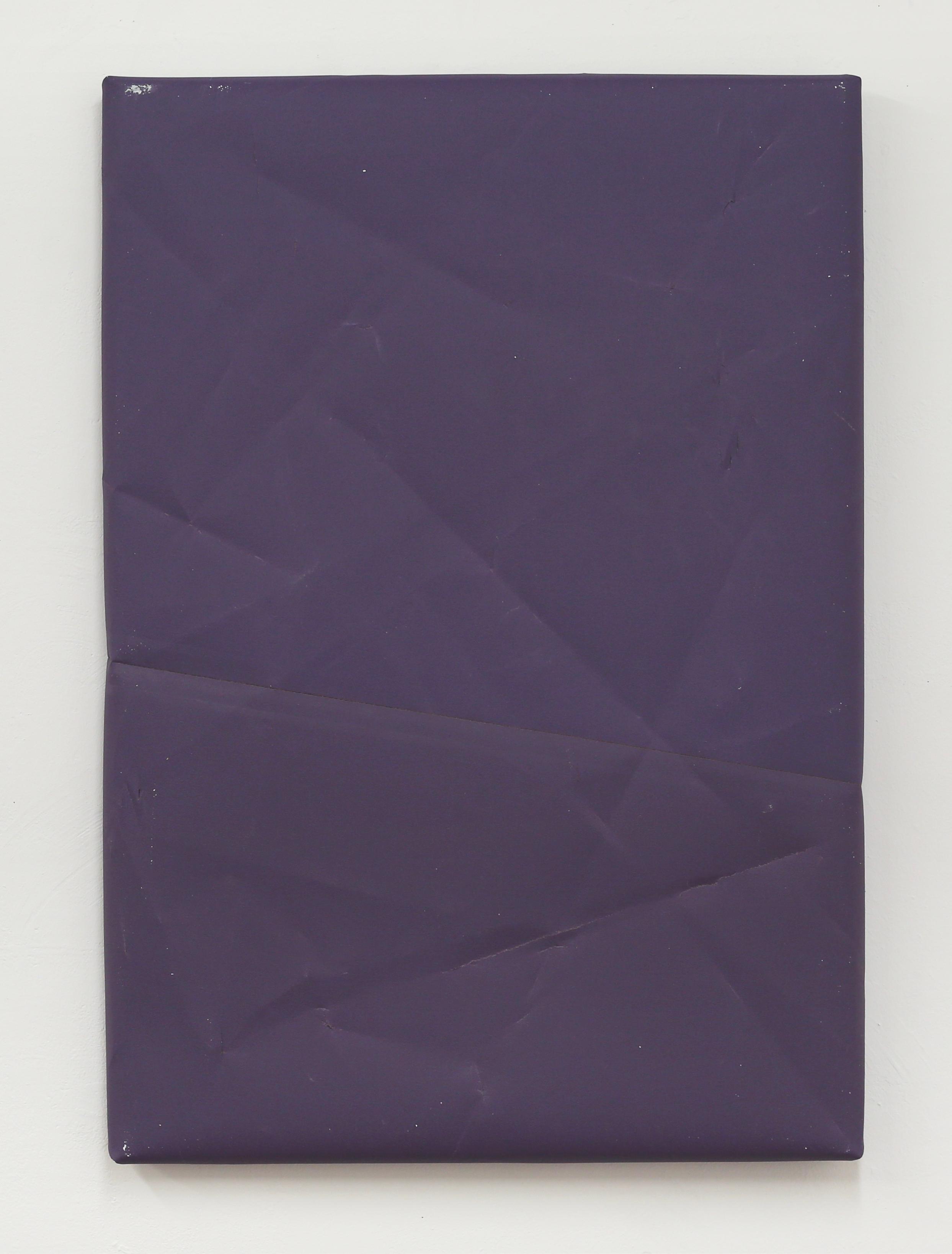 Untitled (Purple, 120 Grit)