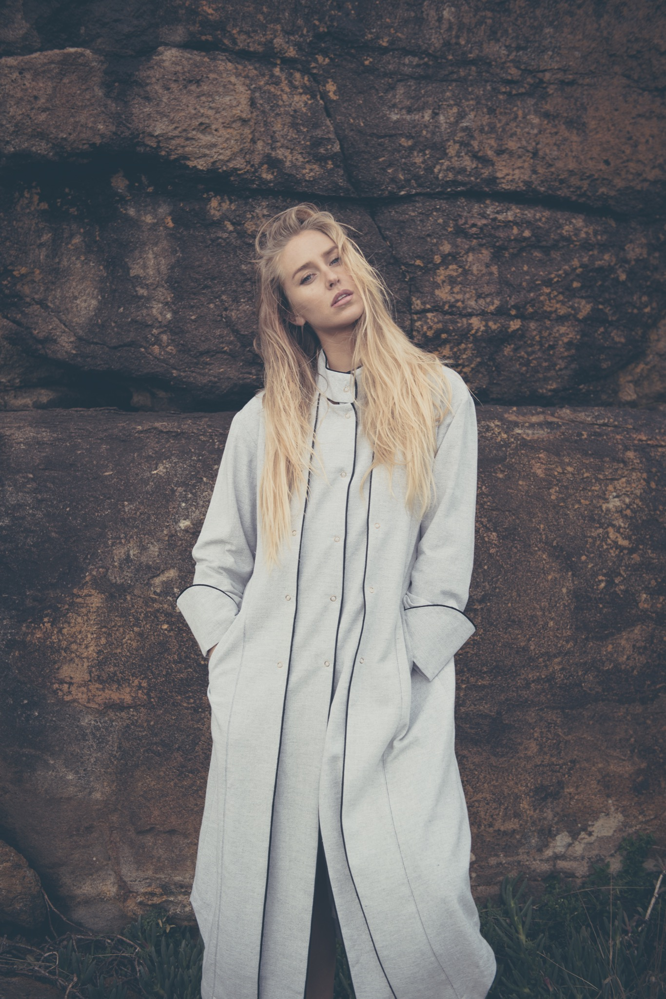 Catie Wears | Oskar The Label Children Of The Moon Anorak
