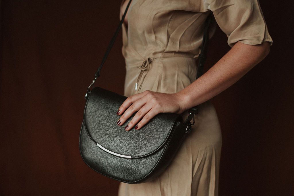 Third Form | Revolution Wrap Dress Status Anxiety | The Oracle Bag