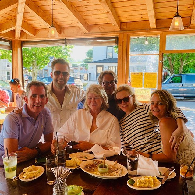 Happy Birthday @marthastewart48 ! We love you! The world is much more beautiful with you in it. Thank you for an amazing Maine adventure at Skylands.