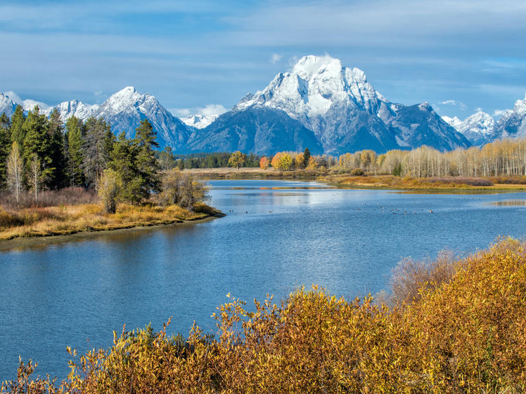 Destination: Jackson Hole, Wyoming  Photo Credit:  ThinkStock