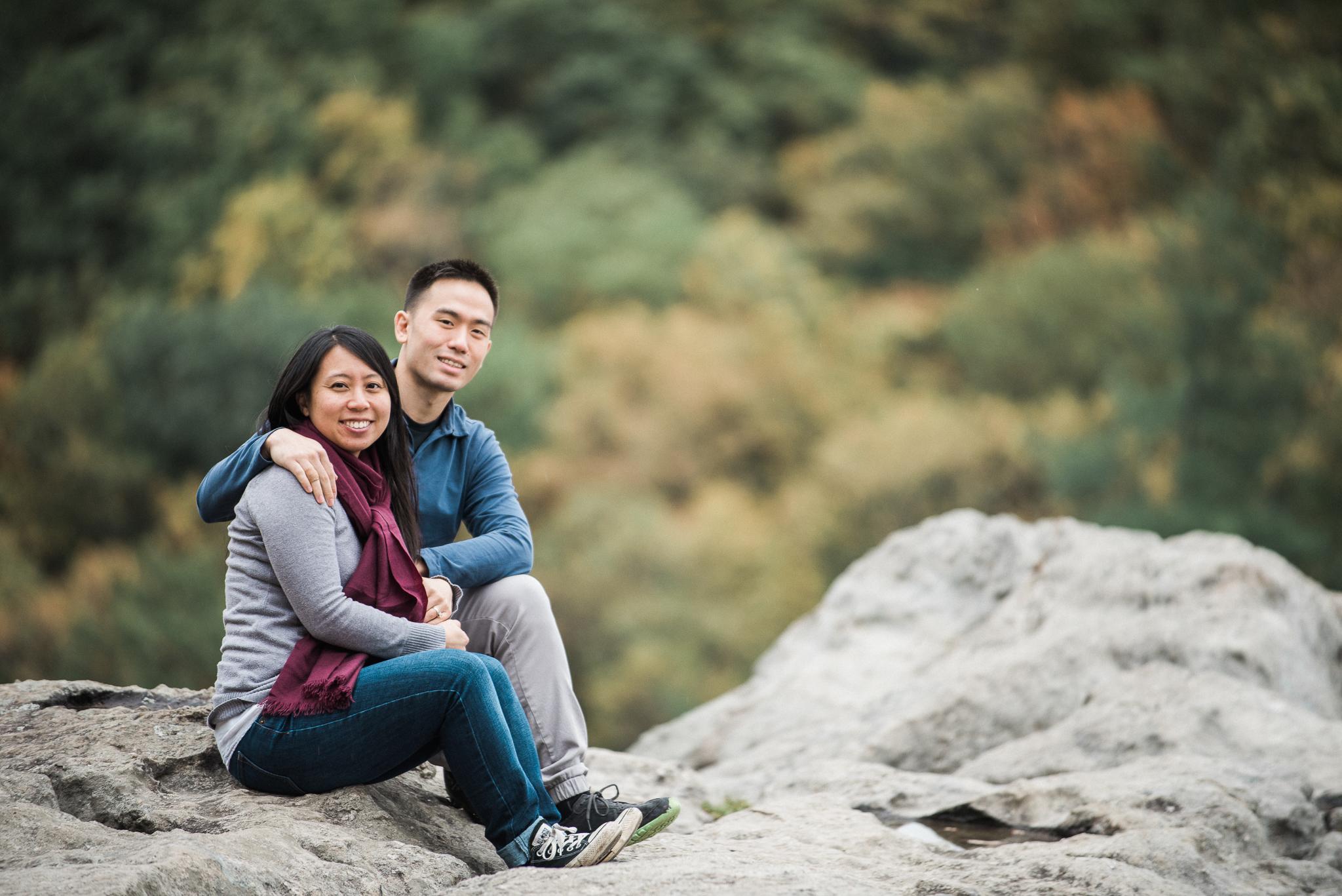 hiking engagement photos engagement photography washington dc wedding planner sincerely pete