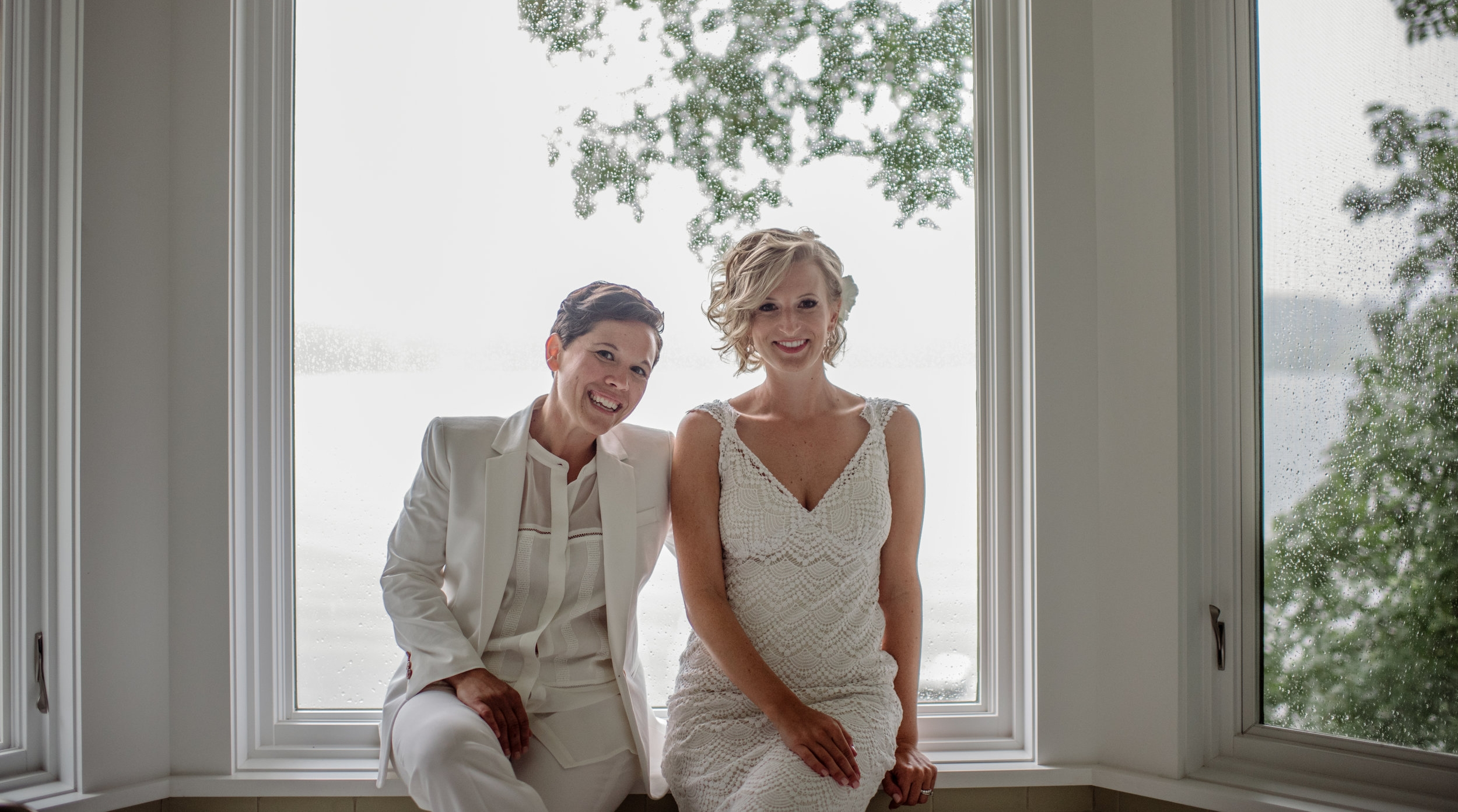 long lake minnesota same-sex wedding photos - Sincerely Pete - Washington DC & Destination Wedding Planner