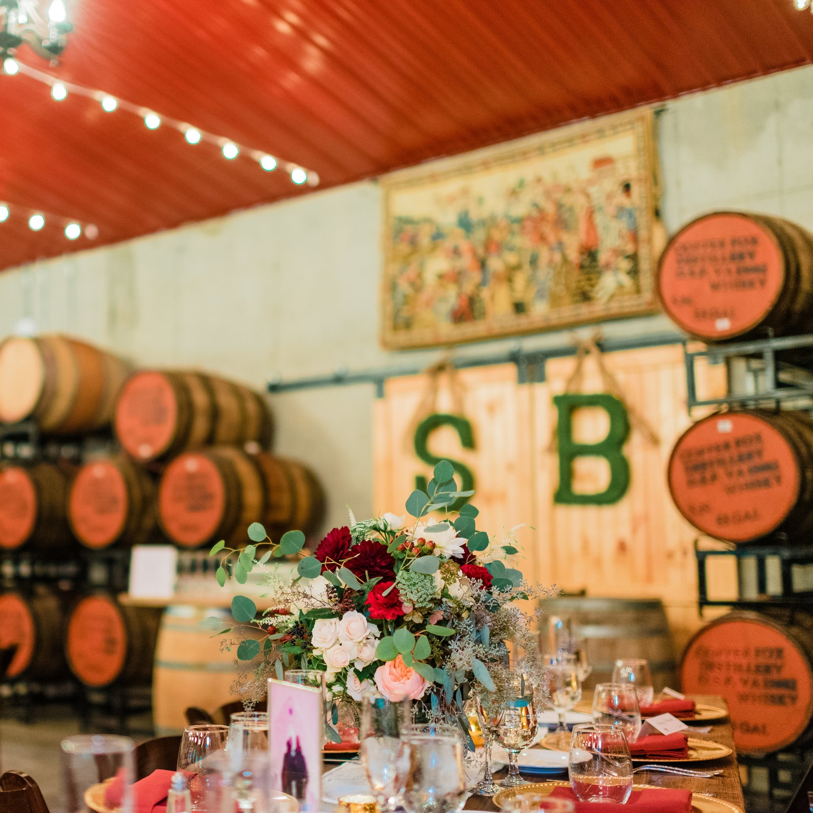 virginia winery wedding by sincerely pete events
