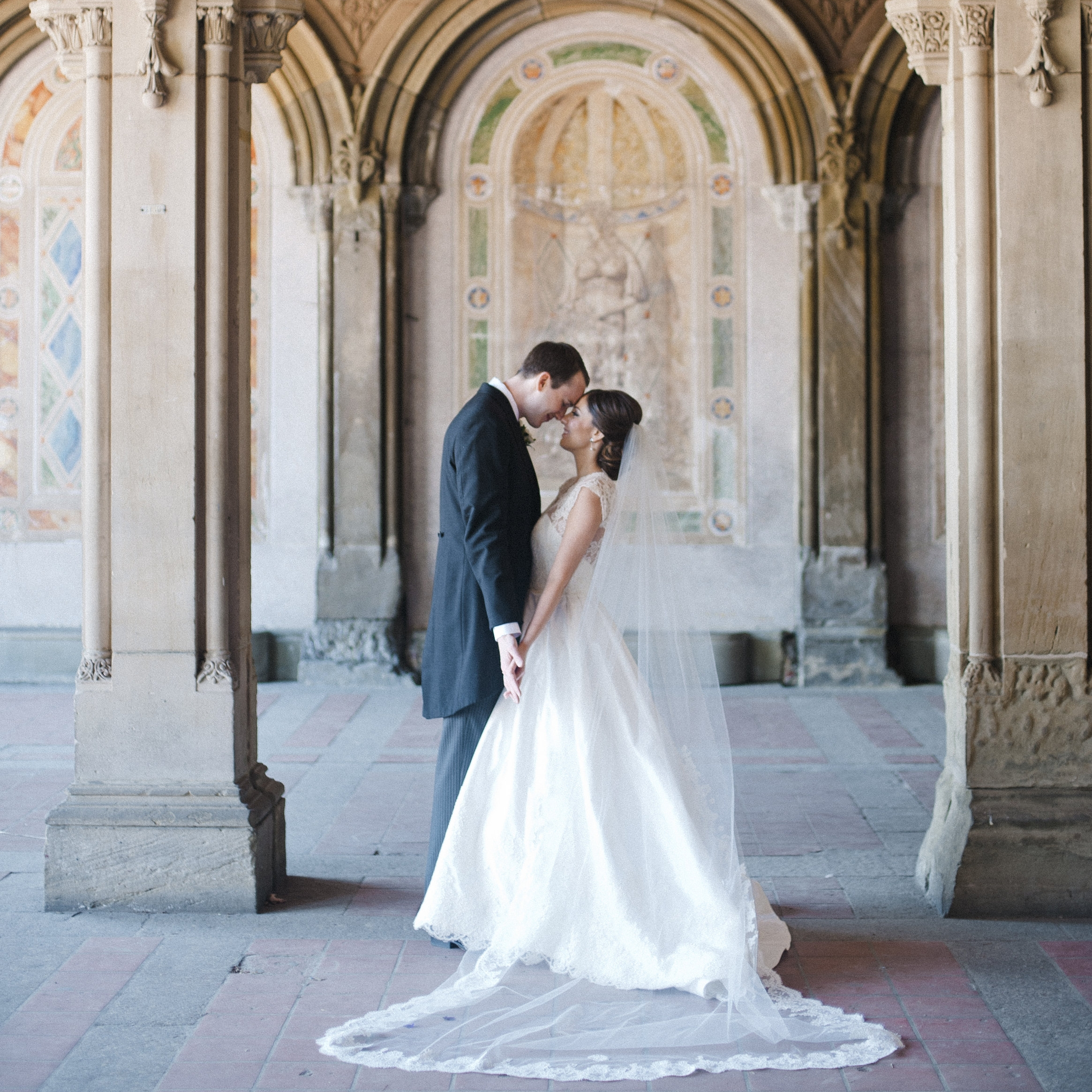 new york city central park wedding at loeb boathouse by sincerely pete events