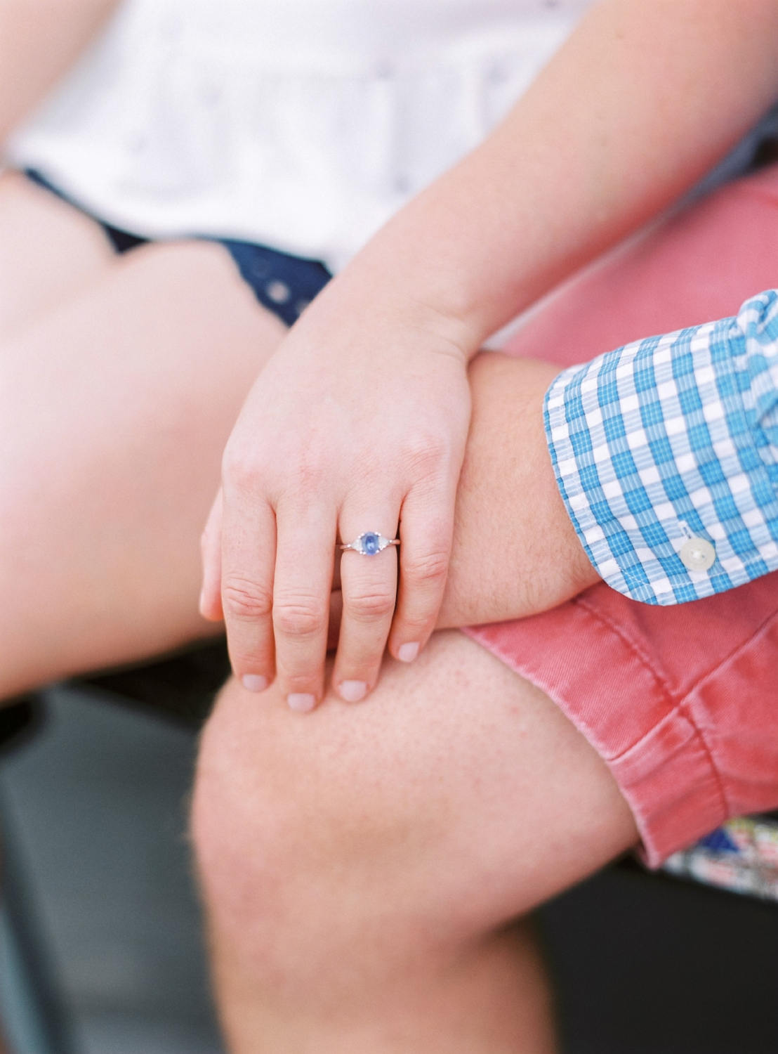engagment ring shot washington dc southeast waterfront engagement session on sincerely pete by jalapeno photography