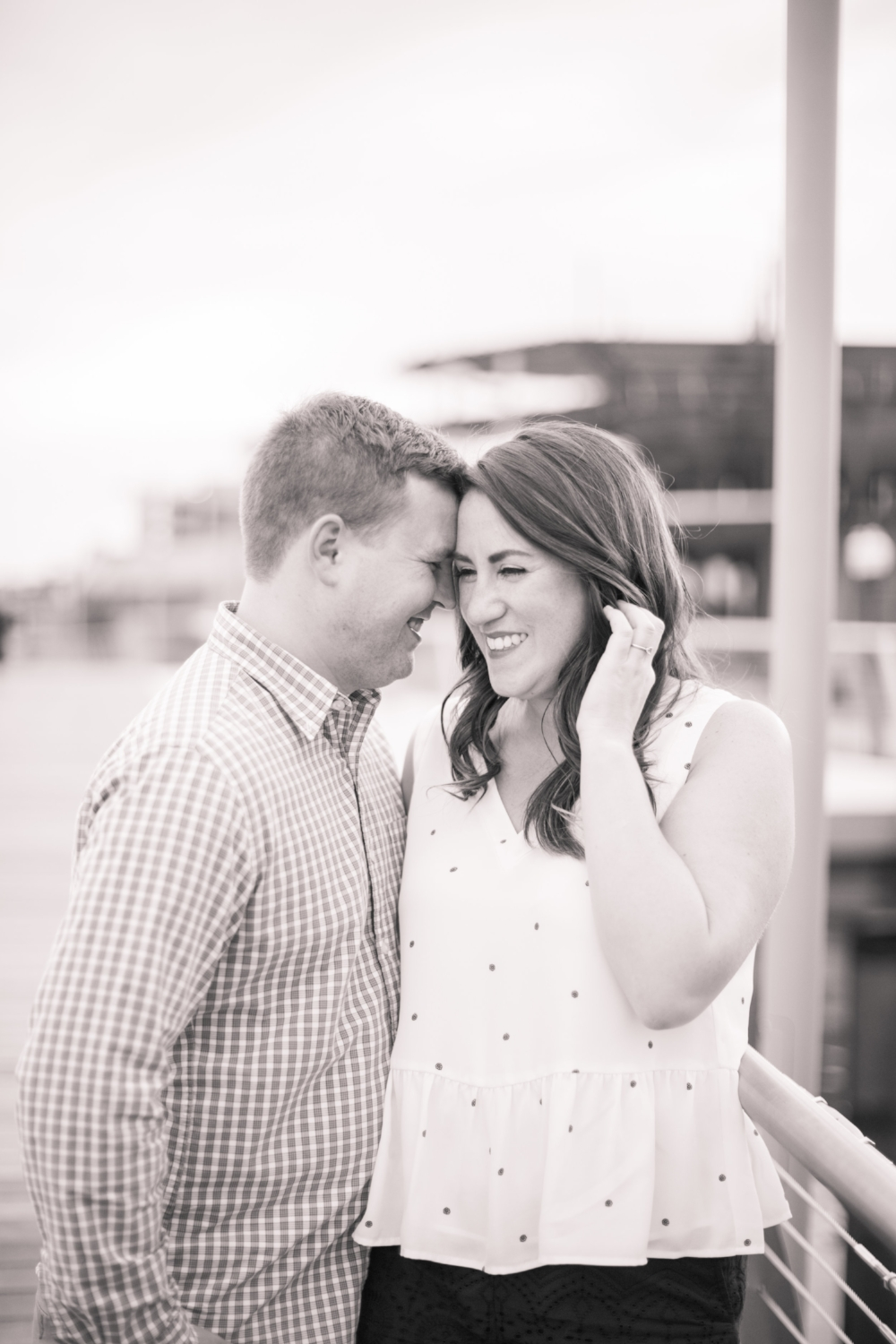washington dc southeast waterfront engagement session on sincerely pete by jalapeno photography