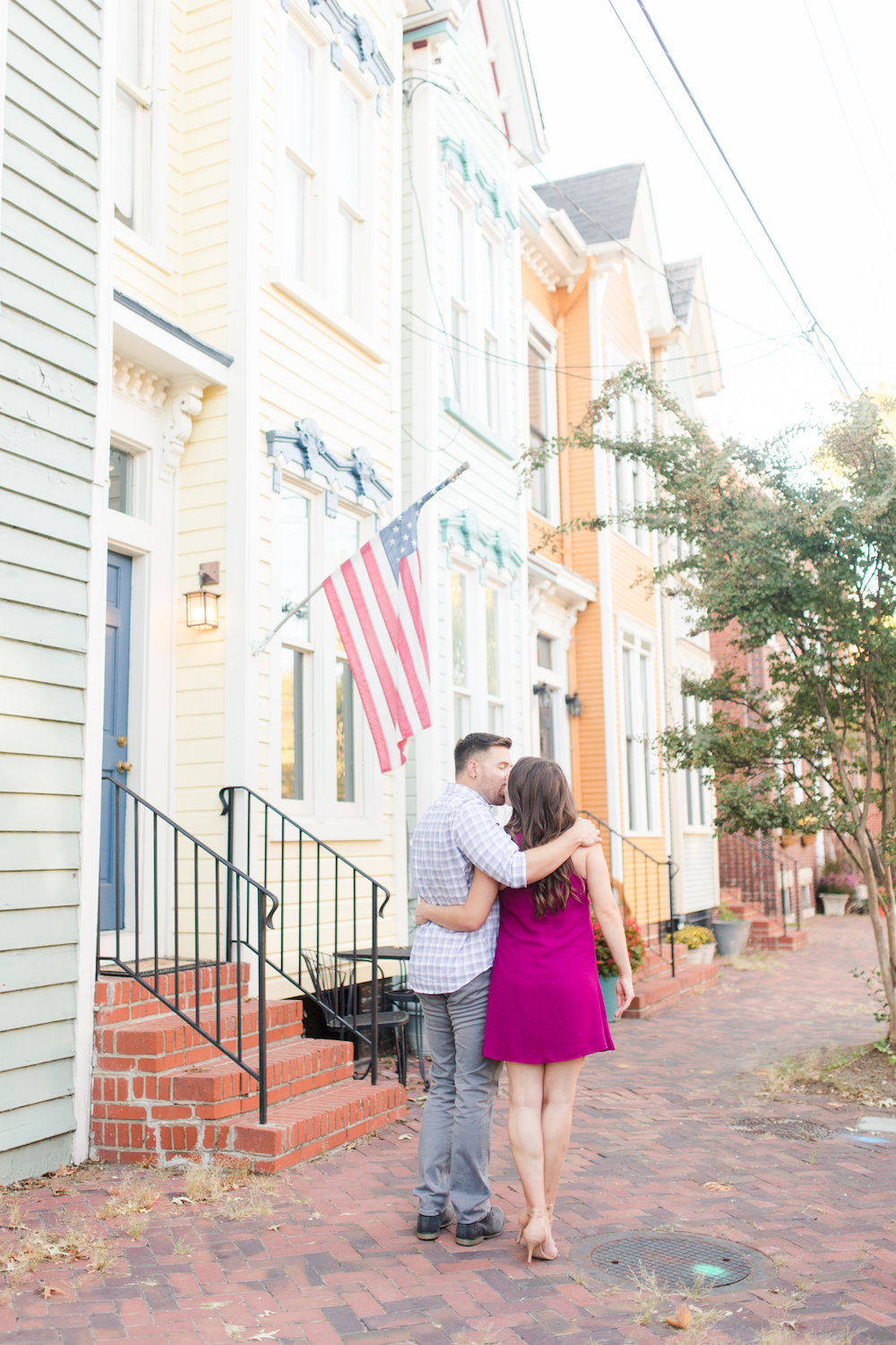 Fall Old Town Alexandria Engagement Photos Megan Kelsey Photography and Sincerely Pete Events - 6.jpg