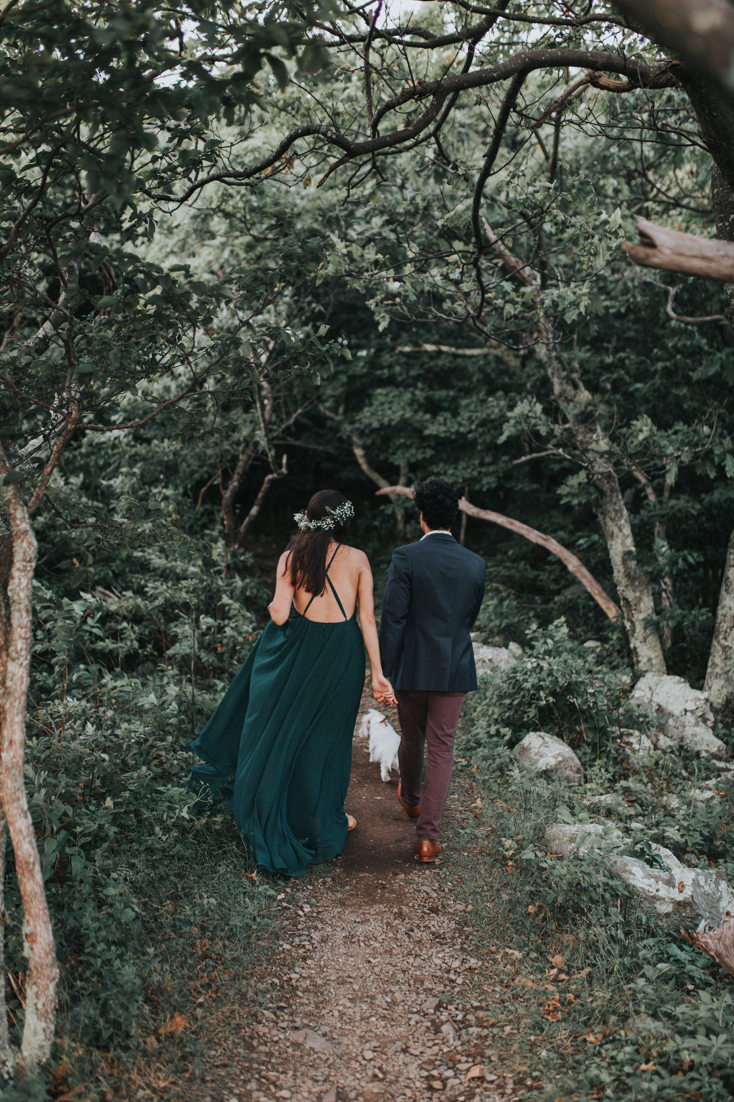 Shenandoah National Park Engagement Photos Finn Livley Photography Sincerely Pete Events