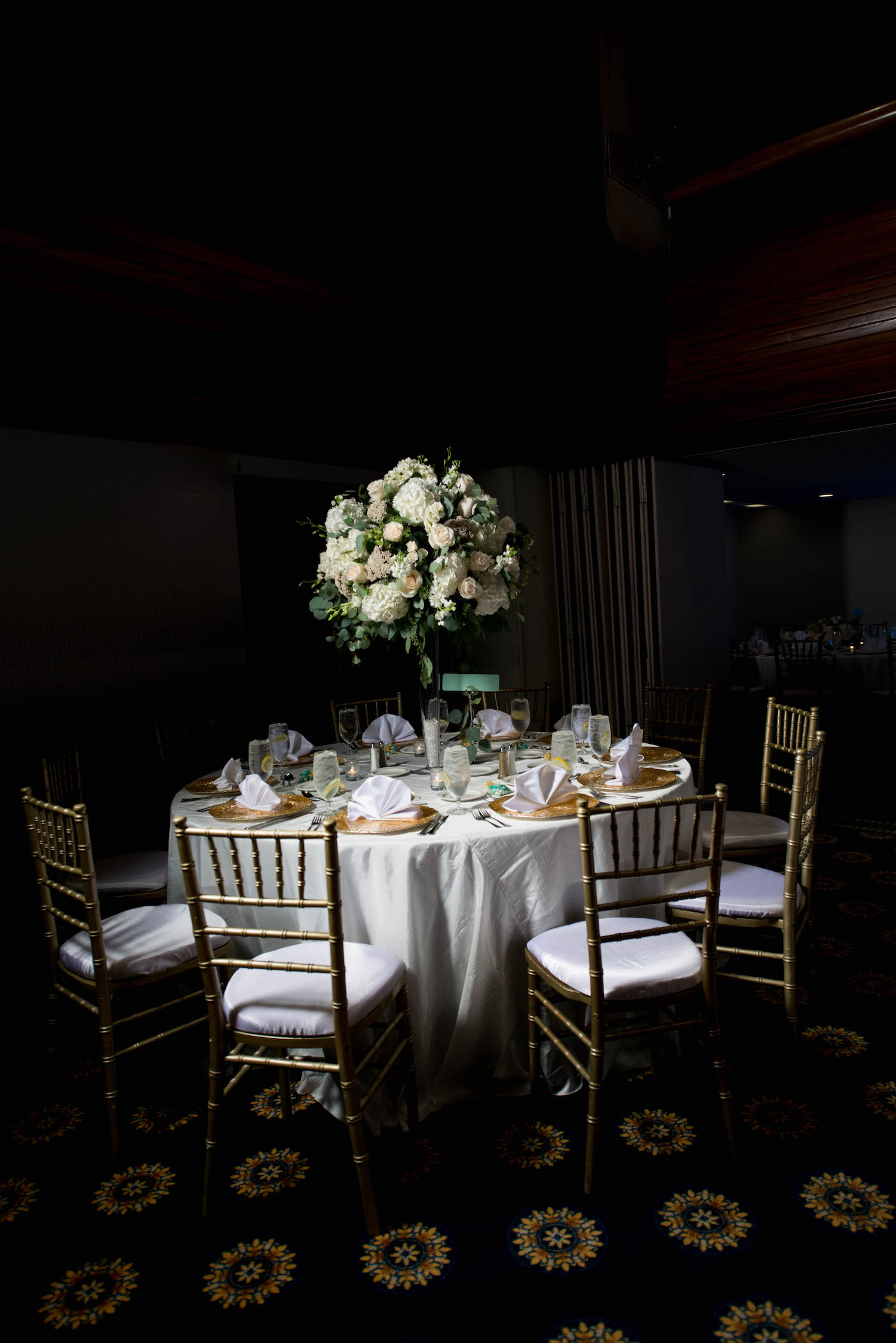 Washington DC Wedding - Sincerely Pete Events - Erin Tetterton Photography - National Press Club Wedding