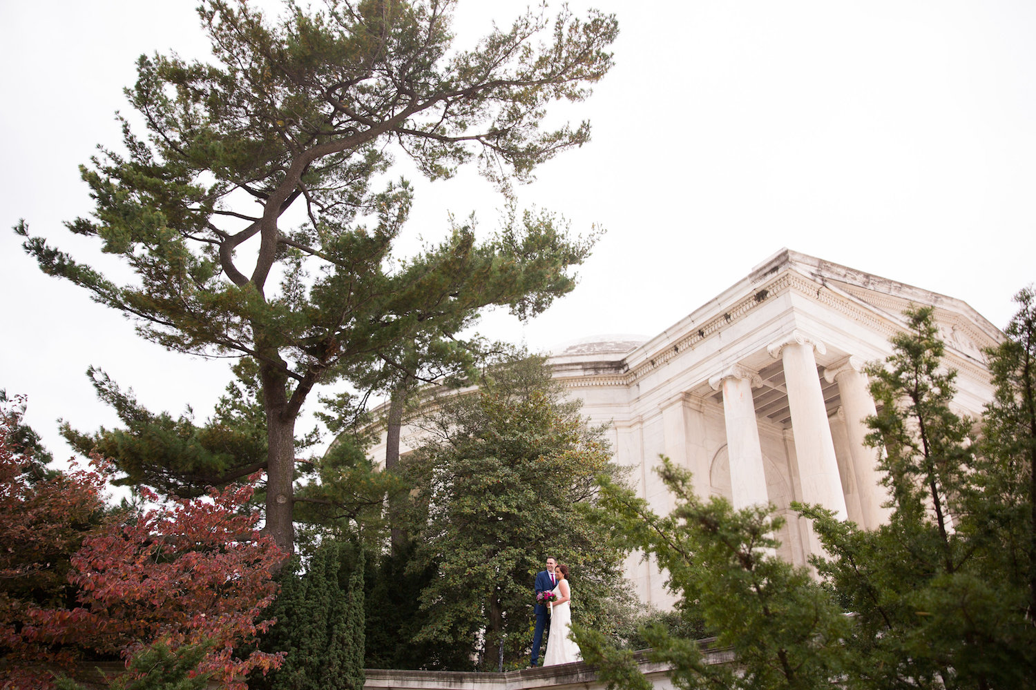 DC Monument Photos District Winery Wedding Sincerely Pete Events Olivia Jacob Photography