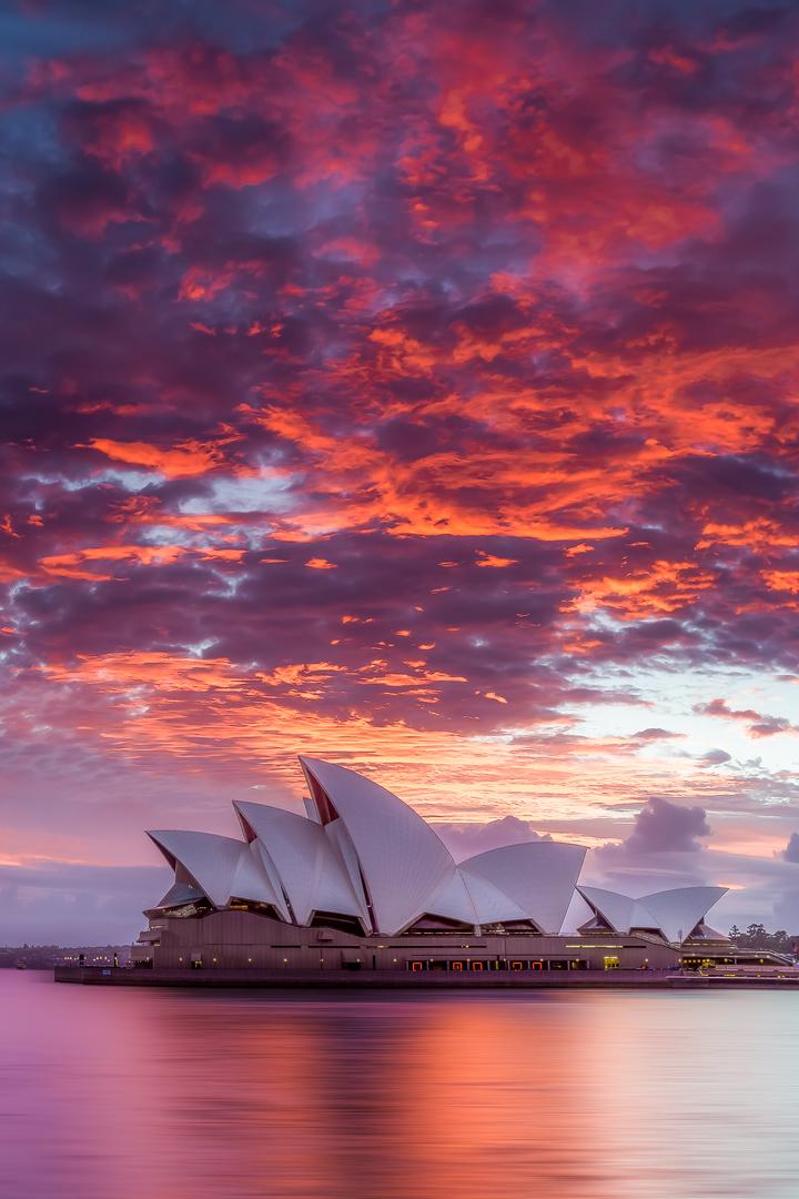 Last Moment in Sydney