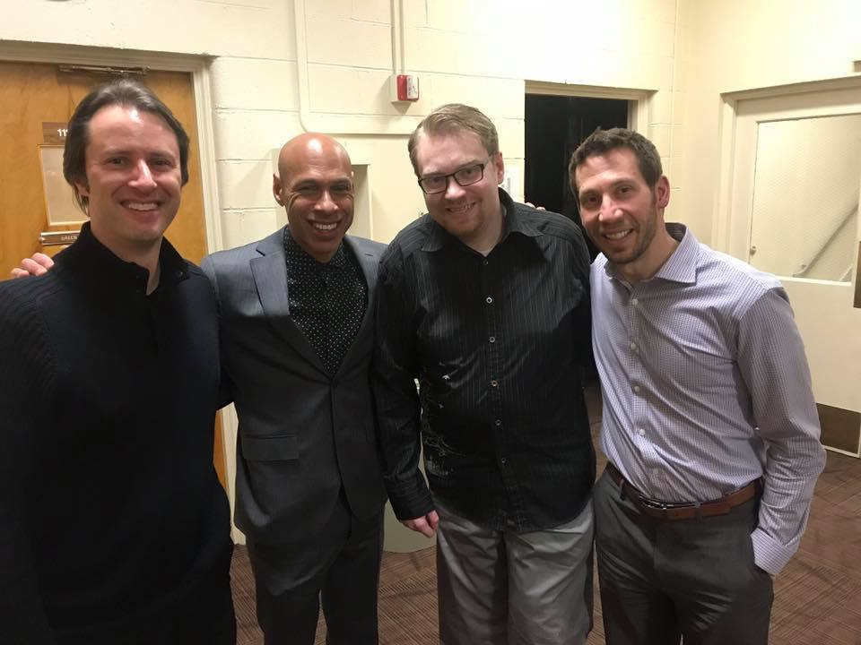 Velocity with Joshua Redman