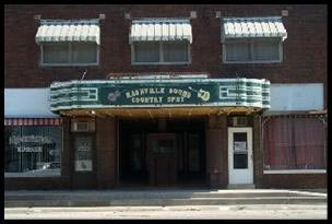 """For a brief time, the Arlee was known as the """"Nashville Sound Country Opry"""" and only offered live shows."""
