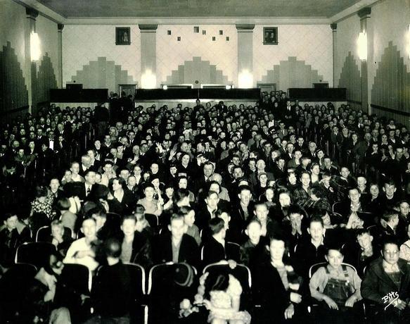 1936 Opening Night