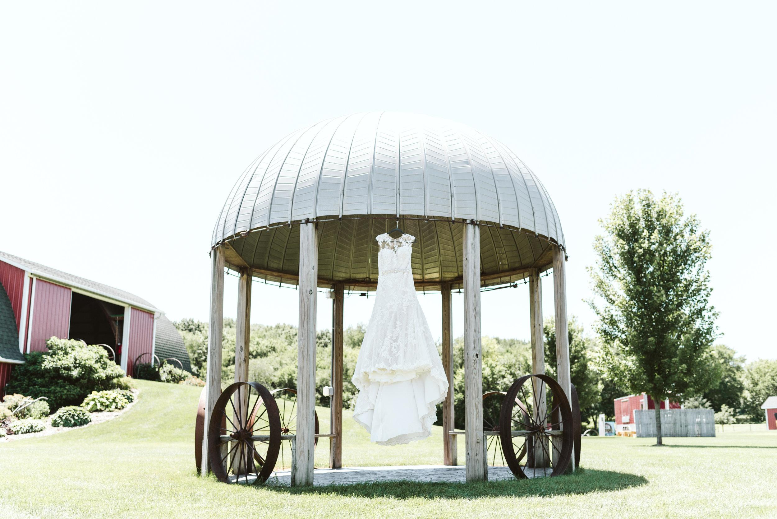Busy Barns Adventure Farm Wedding