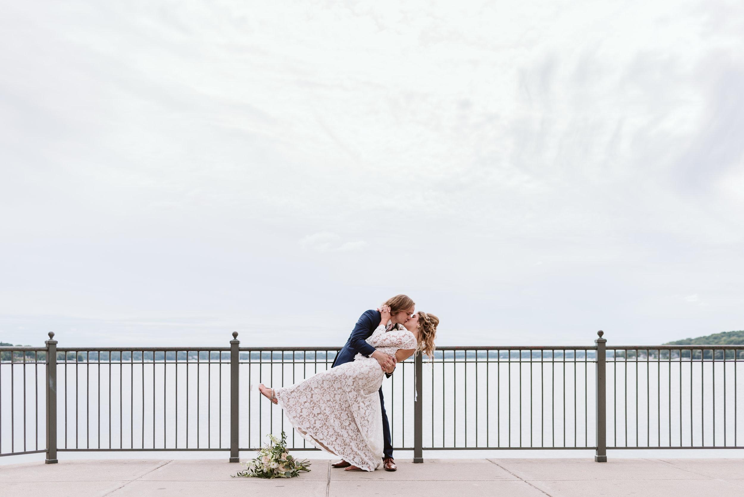 Lake Genenva Wedding Photographer
