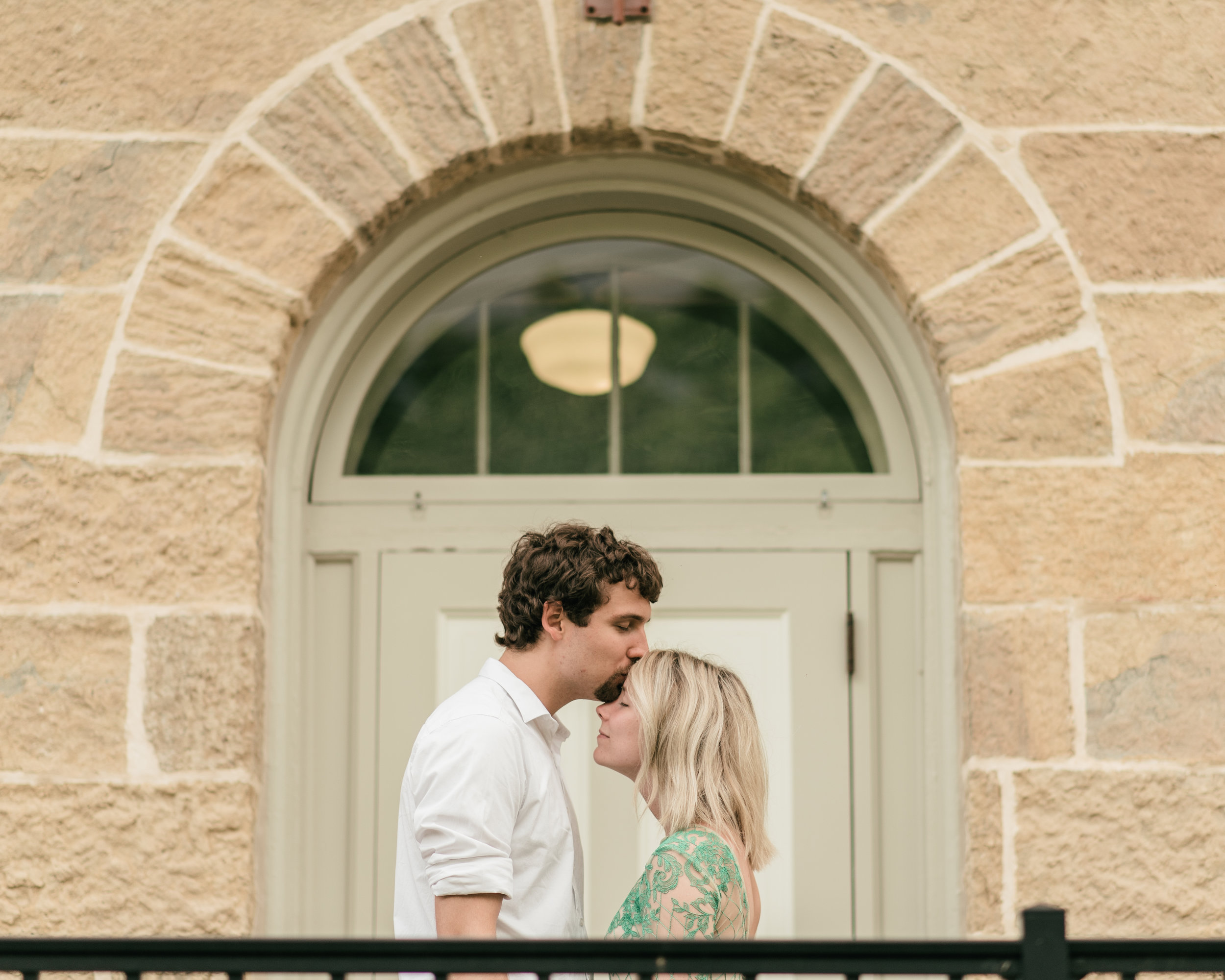Mineral Point Wisconsin engagement session